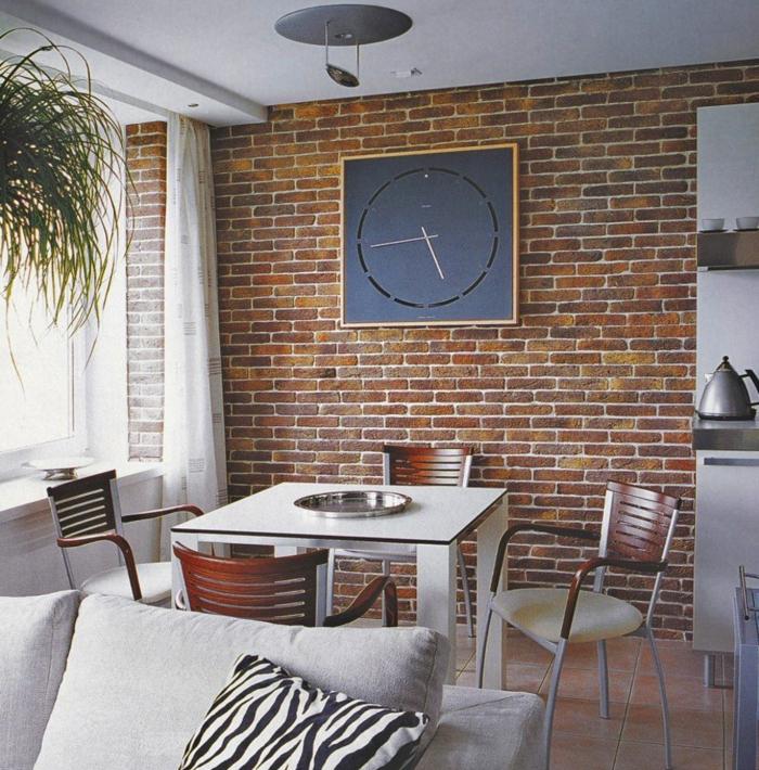tapete modern essbereich ~ kreative deko-ideen und innenarchitektur - Tapete Modern Essbereich