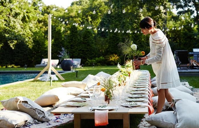 Tischdeko Geburtstag Gartenparty – Execid.com