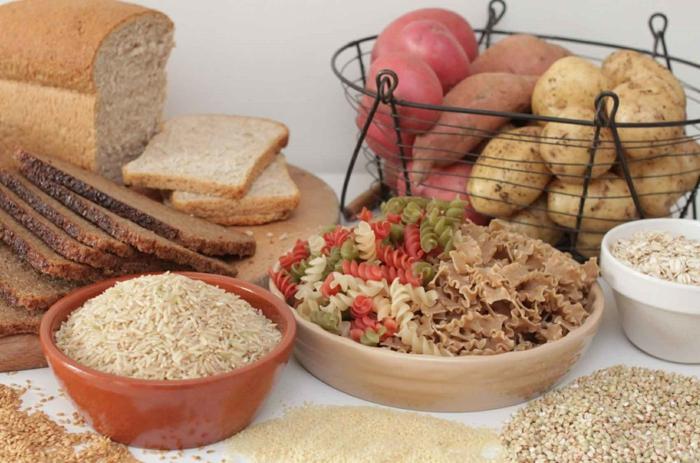 trennkost ernährung gesund kohlenhydrate reis nudeln kartoffeln