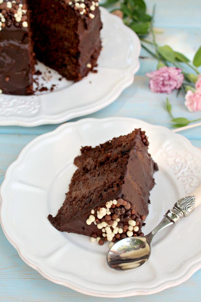 trennkost ernährung gesund schokoladenkuche süssigkeiten zucker