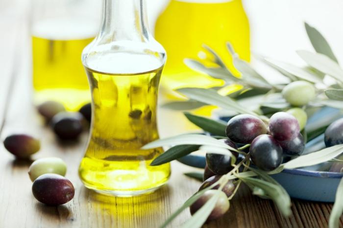 trennkost ernährung  öle omega 3 untesättige aminosäuren olivenöl