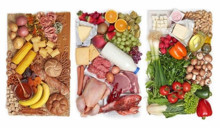 trennkost ernährung essen system lebensmittel richtig kombinieren eiweiß fette kohlenhydrate