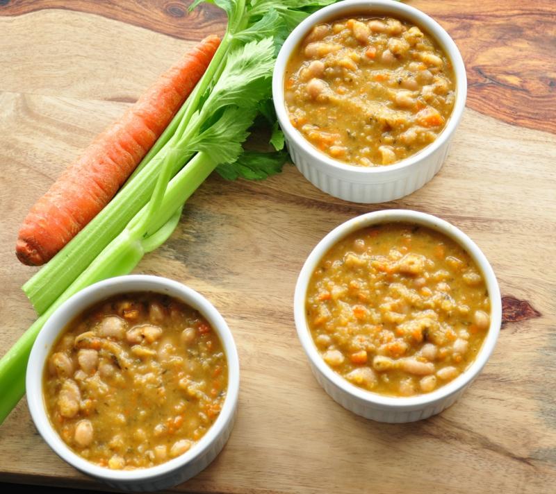 vegane Ernährung gesund Linsen und Bohnen Gerichte