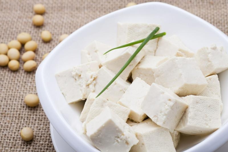 vegane Ernährung gesund Tofu vegane Küche