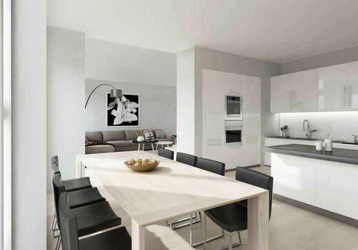 Esstisch Diner Style ~ Wandfarbe Weiß  Fehler, welche Sie bei der Anwendung weißer Farbe nicht bege