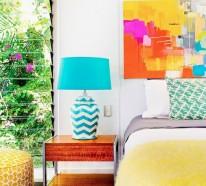 Wandfarbe Weiß – 29 entzückende Ideen für ihre strahlende Wandgestaltung
