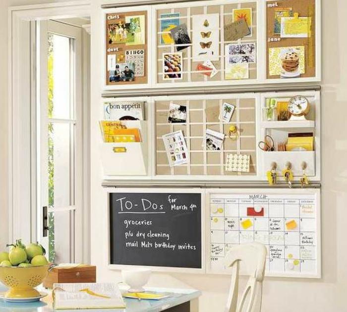 Raumgestaltung mit kreidetafel 39 originelle diy deko ideen for Originelle wohnideen