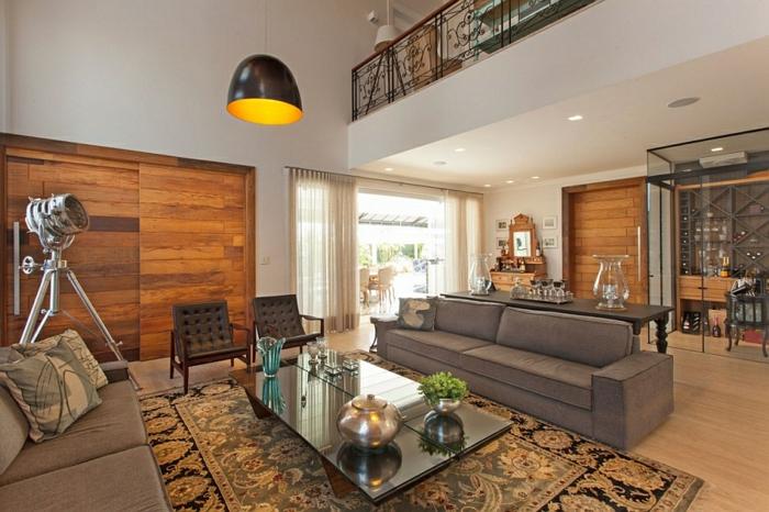 63 wandpaneele holz die den raum ganz individuell erscheinen lassen. Black Bedroom Furniture Sets. Home Design Ideas