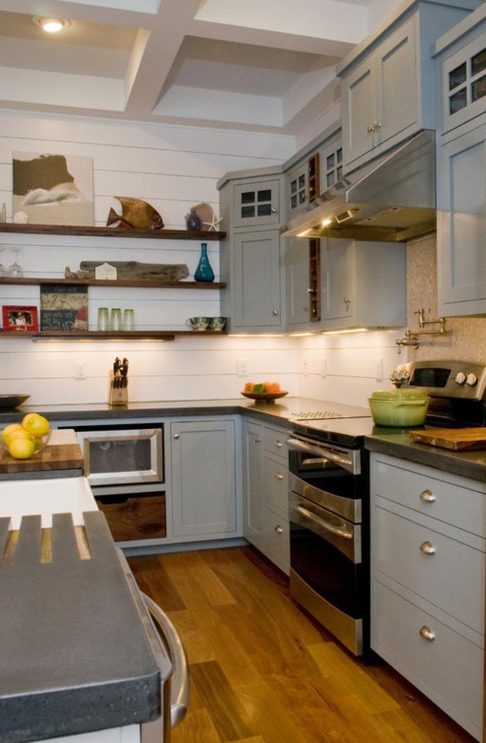 küche wandpaneele holz ~ Logisting.com = Varie Forme di Mobili ...