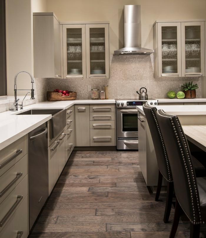 küchendesign wandpaneele küchenrückwand wohnideen küche