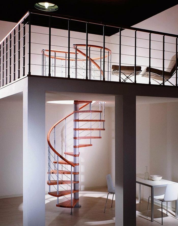 wohnideen minimalistische treppe – alpesvacances, Wohnideen design