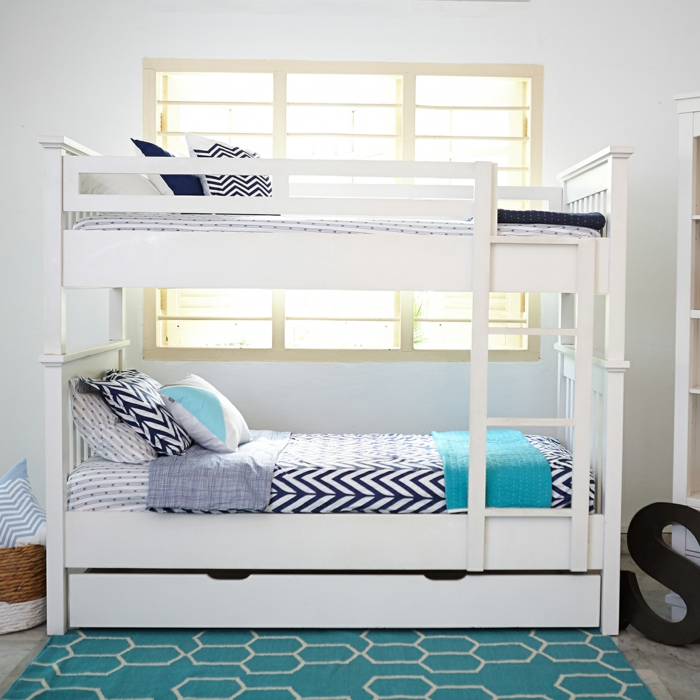 wohnideen schlafzimmer hochbett ? inelastic.info - Wohnideen Minimalistische Hochbett