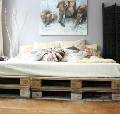 wohnideen wohnzimmer selber machen ~ beste ideen für moderne ... - Kleiderablage Im Schlafzimmer Kreative Wohnideen