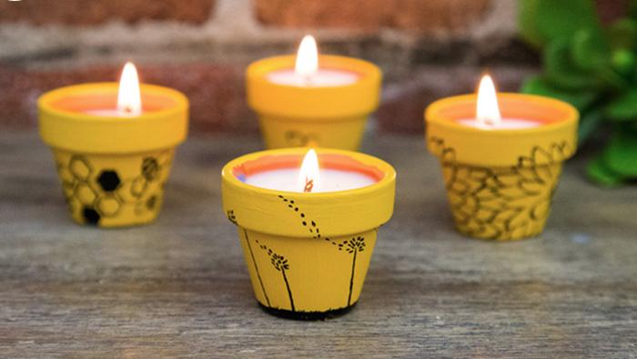 Tassen Kerzen Selber Machen : Wohnideen selber machen die dem zuhause individualit?t