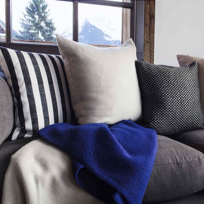 10 hochwertige wolldecken zum kuscheln. Black Bedroom Furniture Sets. Home Design Ideas