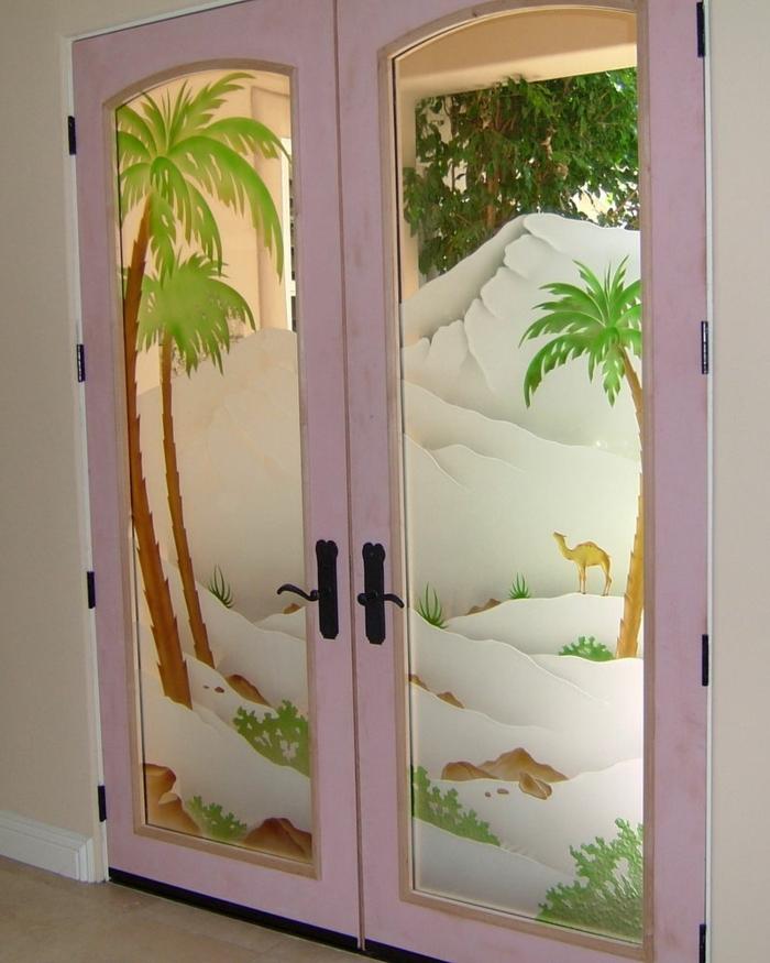 Wohnideen T Ren ausgefallene zimmertüren und eingangstüren welche zum hauptakzent werden könnten
