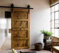 Ausgefallene Zimmertüren und Eingangstüren, welche zum Hauptakzent werden könnten