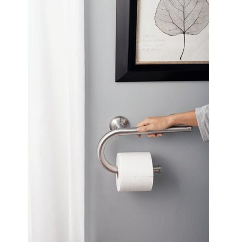 Badaccessoires Toilettenpapierhalter Badezimmer einrichten Badzubehör