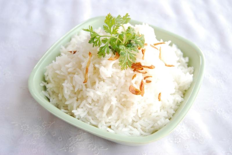 Basmati Reis richtig kochen Reisrezepte