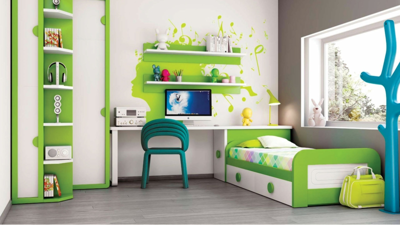 kinderzimmer junge 50 kinderzimmergestaltung ideen f r jungs. Black Bedroom Furniture Sets. Home Design Ideas