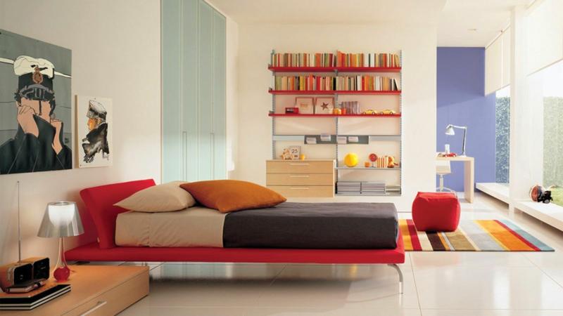 Bilder Kinderzimmer für Jungs Einrichtungsideen und Beispiele