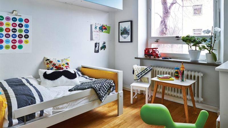 Bilder Kinderzimmer für Jungs Kinderzimmergestaltung ausgefallene Wanddeko
