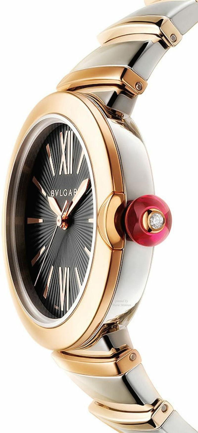 Bulgari Damenuhren elegante Armbanduhr Damen