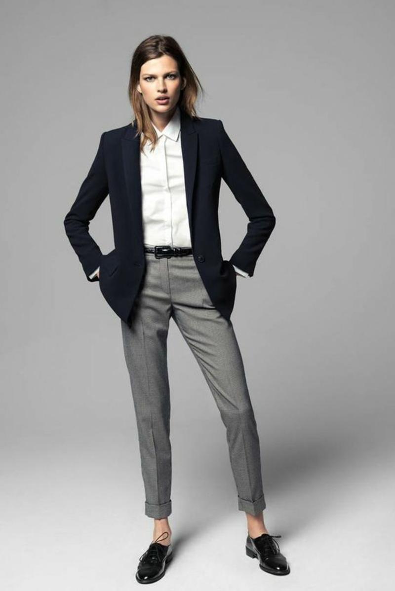 Business Look Frauen Damen Business Anzug