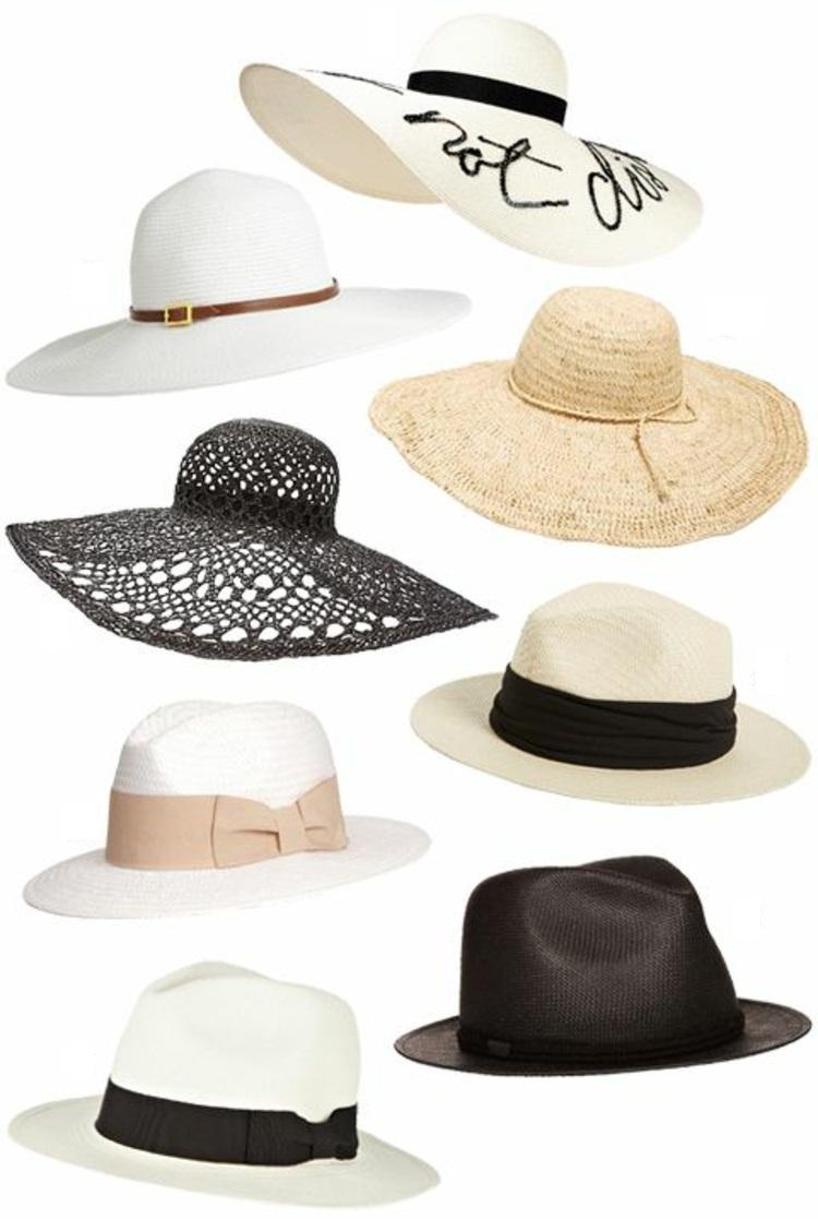 Damen Sommerhüte Damenmode und Stylingstipps