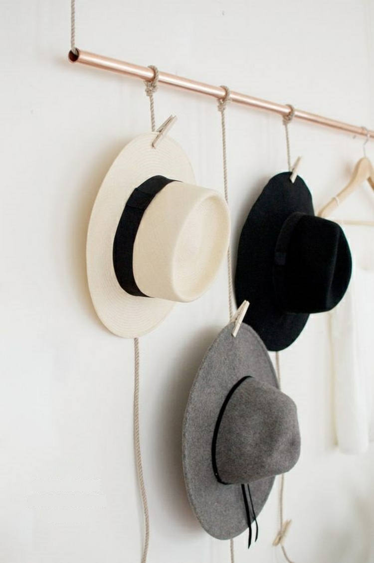 Damenhüte Damenmode und Stylingstipps Flurmödel selber machen