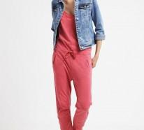 Damenhosen in Rot und wie Sie einen wunderbaren, statt sonderbaren Look erzielen