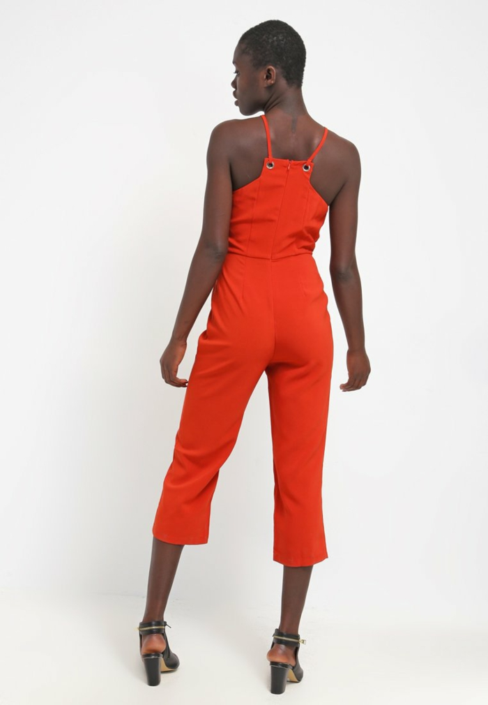 Damen hosen rot modetrends 2016 rot orange