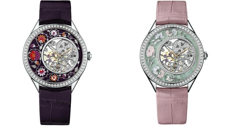 Damenuhren elegantes Design Leder Armbänder