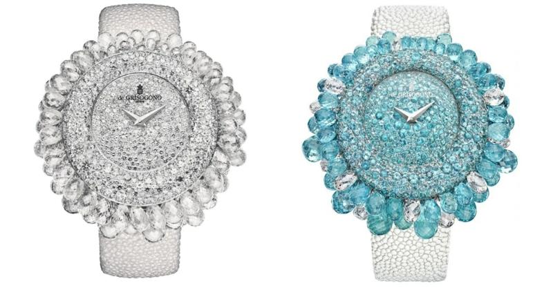 Damenuhren mit Diamanten elegantes Design Schmuck