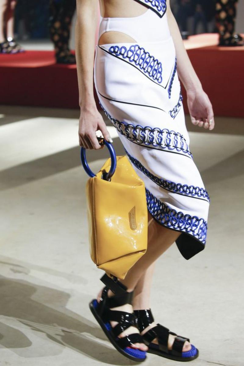 Designer Handtaschen Kenzo Handtasche Damen Markentaschen