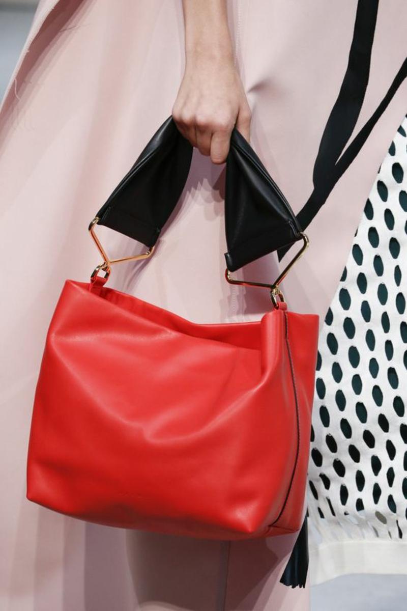 Designer Handtaschen Marni Designermode 2016 Markentaschen rot