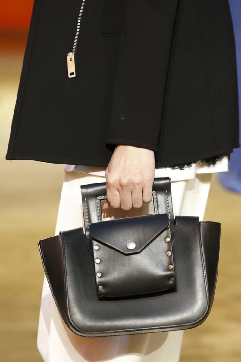 Designertaschen Celine Luxus Handtaschen schwarz