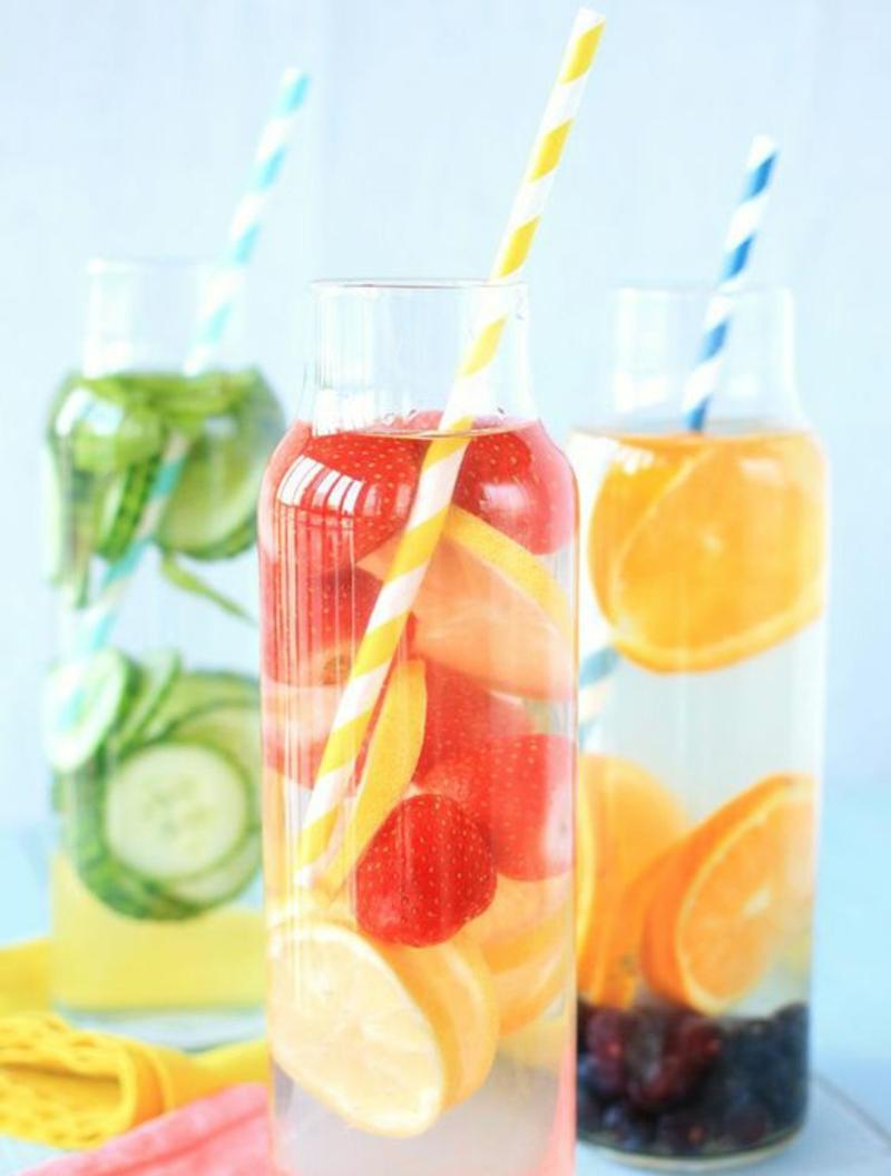 Detox Kur zu Hause Gesunde Ernährung