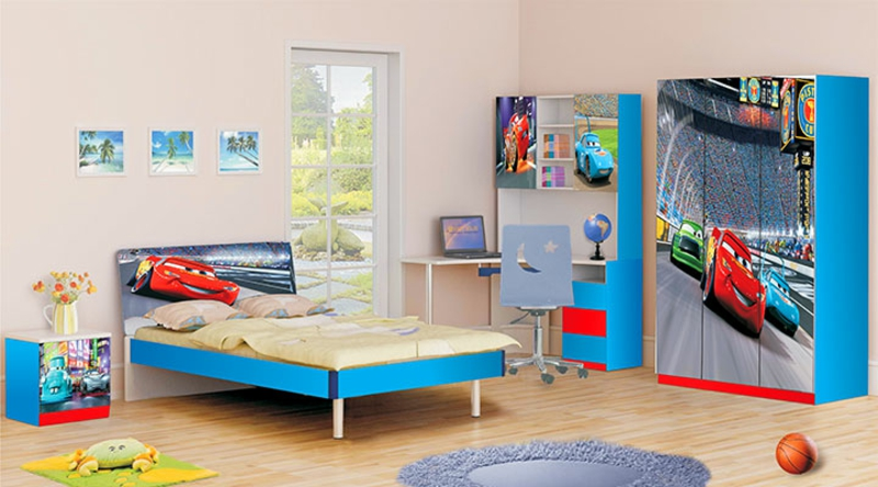 deko ideen f r kinderzimmer f r jungs. Black Bedroom Furniture Sets. Home Design Ideas