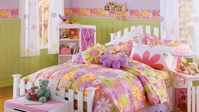 kinderzimmer m dchen einrichten kinderzimmer 2017. Black Bedroom Furniture Sets. Home Design Ideas