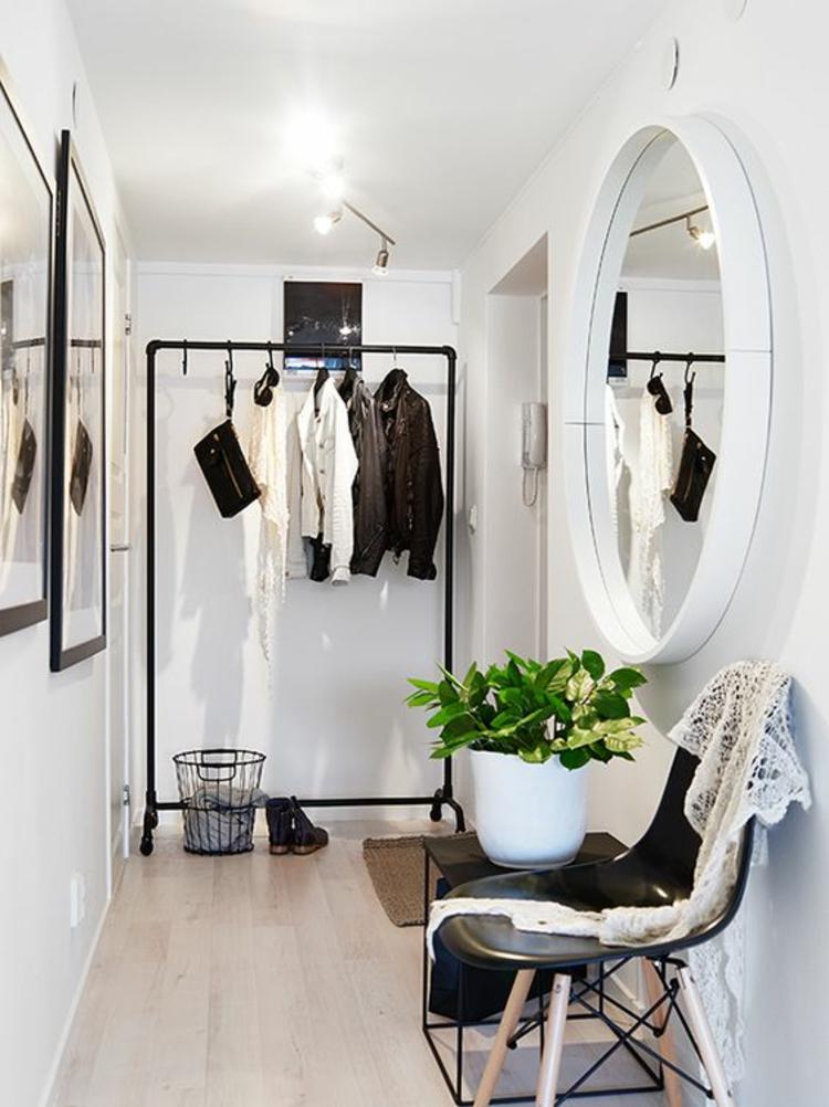 Moderne garderoben tipps zur erneuerung der modernen for Moderne flurgarderobe