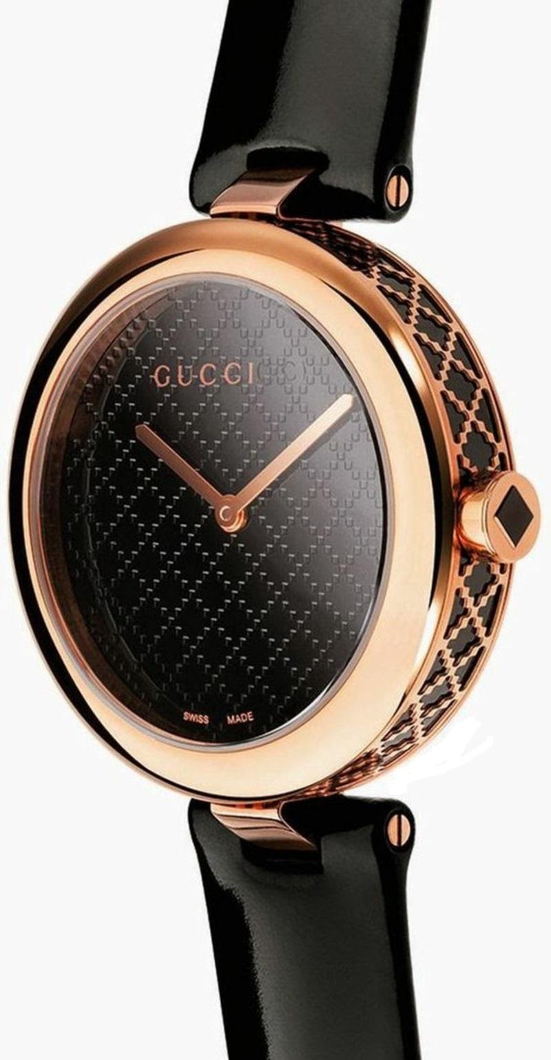 Damenuhren schwarz  Damenuhren: Das sind die neuen Uhrentrends