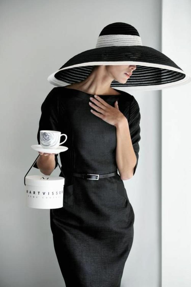 8aa3b109a88eda Hut Damen Strohhut elegante Damenmode und Stylingstipps Damenhüte für jeden  Anlass: So tragen Sie einen modischen Hut mit Stil ...