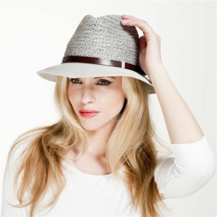 Hut Damen aktuelle Modetrends und Stylingstipps