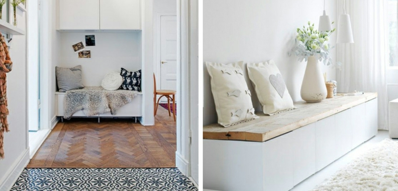 nische wohnzimmer nutzen:Ikea Besta Möbelsystem – eine stilvolle Kollektion für mehr