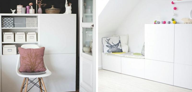 Ikea Besta System: stilvolle Möbelkollektion für mehr Stauraum