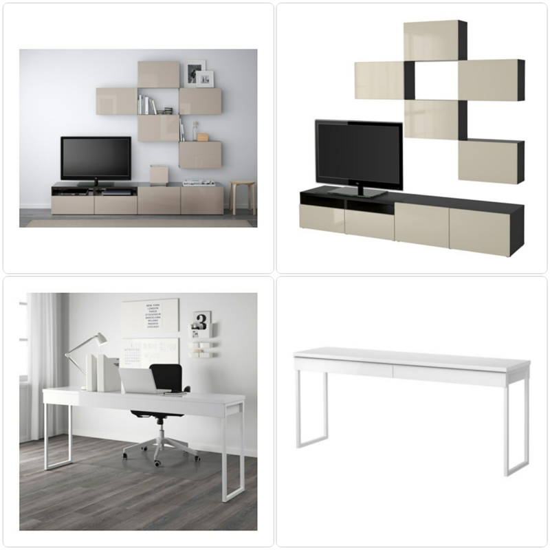 ikea besta system stilvolle m belkollektion f r mehr stauraum. Black Bedroom Furniture Sets. Home Design Ideas