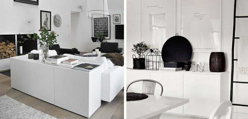 besta wohnzimmer ideen:Ikea Besta Möbelsystem – eine stilvolle Kollektion für mehr