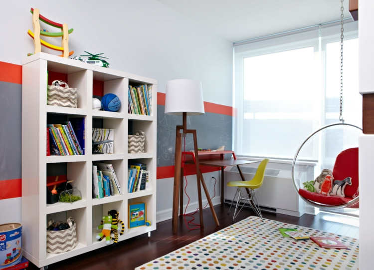 Ikea Regale Kinderzimmer Regal Holz Stauraum Bücherregal