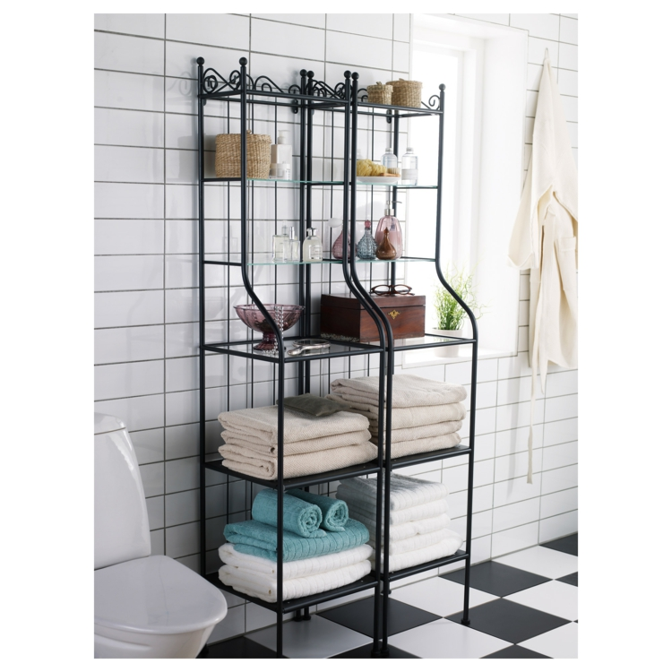 klein regal ikea badezimmer. Black Bedroom Furniture Sets. Home Design Ideas